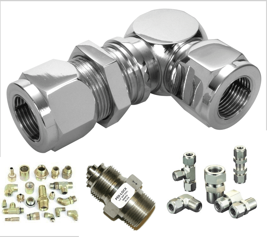 Hydraulic Pipe Fittings dealers in Canada