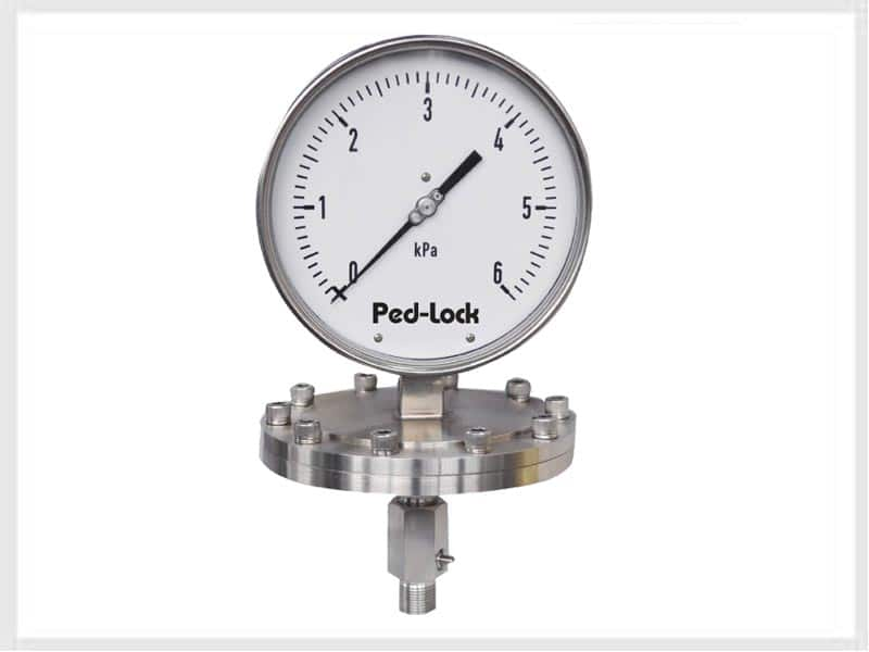 Pressure Gauges Accessories Manufacture