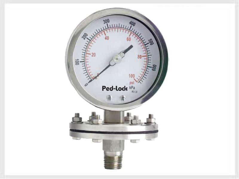 Pressure Gauges Accessories Manufacture In India