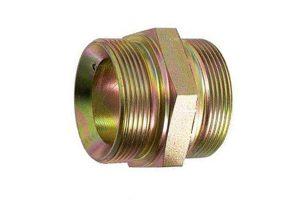 Hydraulic Hex Nipple, Hex Nipple Hydraulic Fitting Manufacturers India