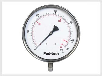 Pressure Gauges manufacturer in India