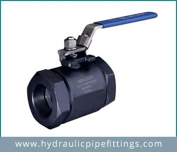 Two way ball valve Manufacturer