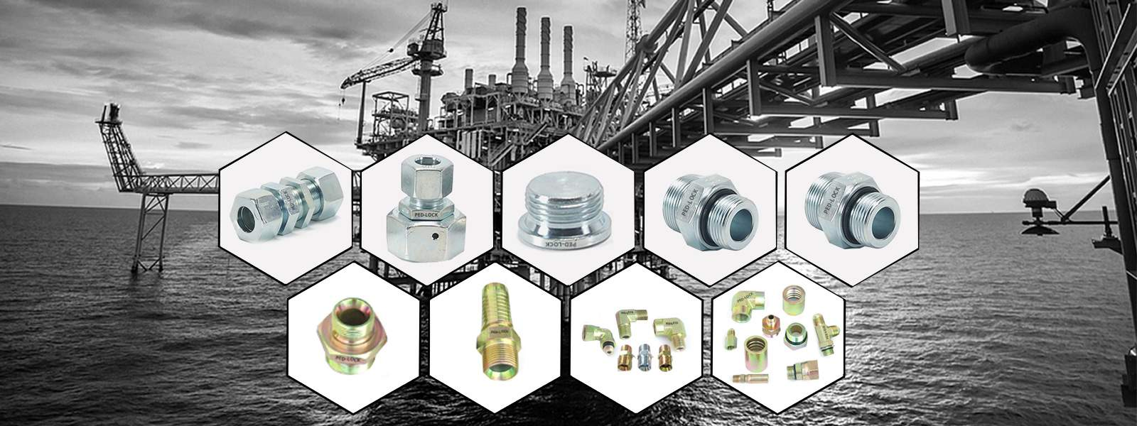 Best hydraulic pipe fitting manufacturers, supplier, exporter in kandla, India